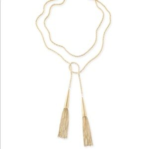 Kendra Scott Jewelry - NEW Kendra Scott Phara Necklace In Gold